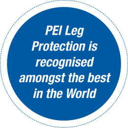 PEI Leg Protection