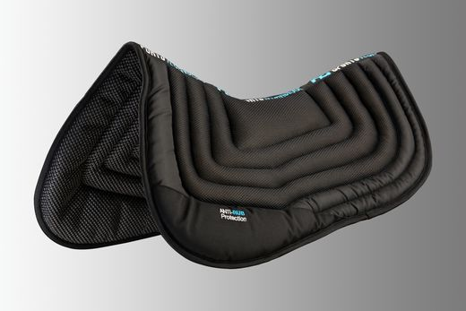 Airflow Shockproof Racing Training Pad Black