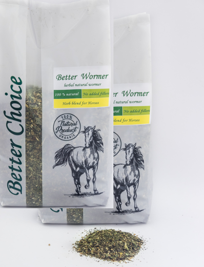 Better Herbal Wormer 1&2